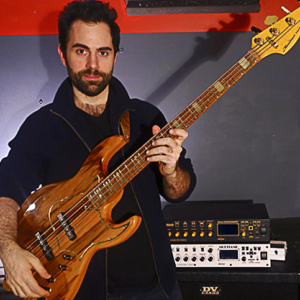 Meridian Basses Guitars & Effects Artist