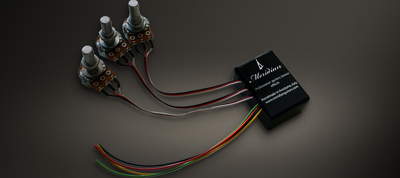 Meridian Guitars effects